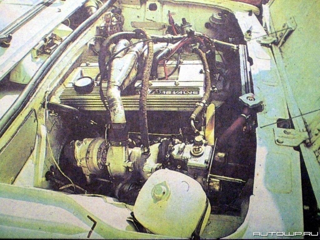 Lada VFTS 1,8  16v turbo