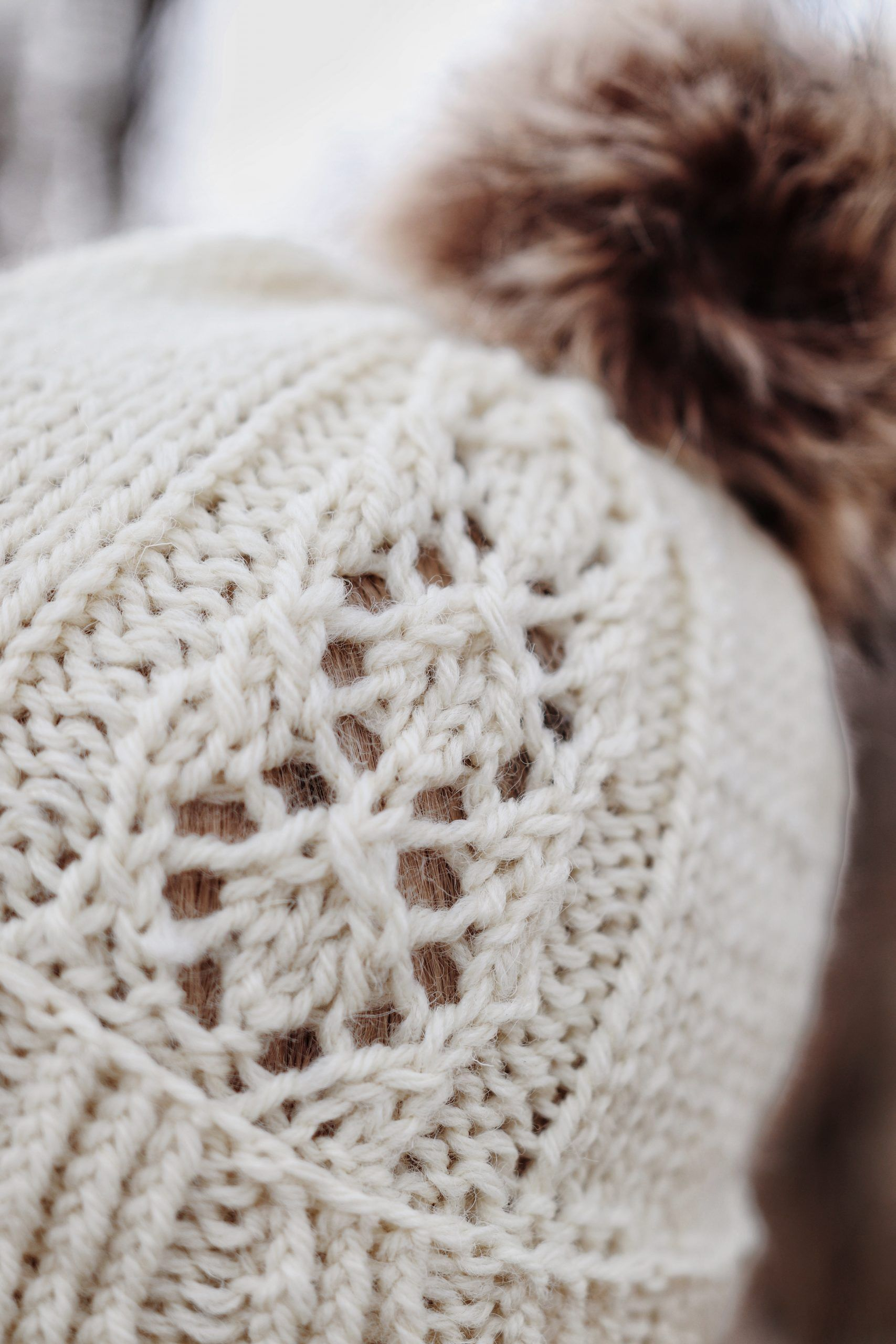 The Phlox Beanie Knitting Pattern (Instant Download ...