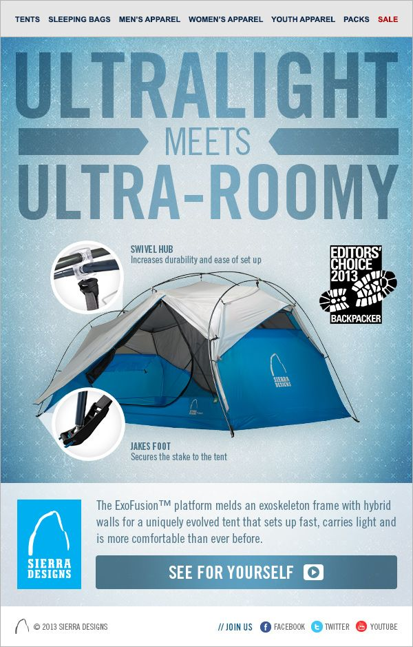 Backpacker Magazine Editorsu0027 Choice Award Goes To....The Flash 2 Tent  sc 1 st  Pinterest & Backpacker Magazine Editorsu0027 Choice Award Goes To....The Flash 2 ...