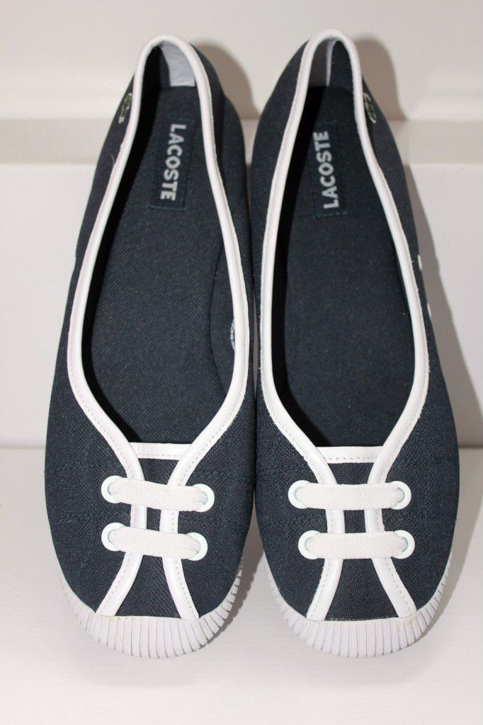 lacoste ballet shoes woman | eBay