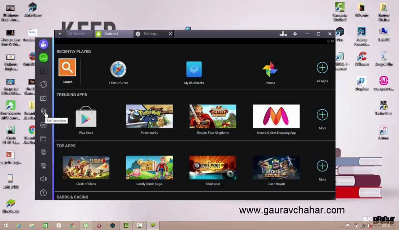 How To Download And Install BlueStacks 2.4 (Android