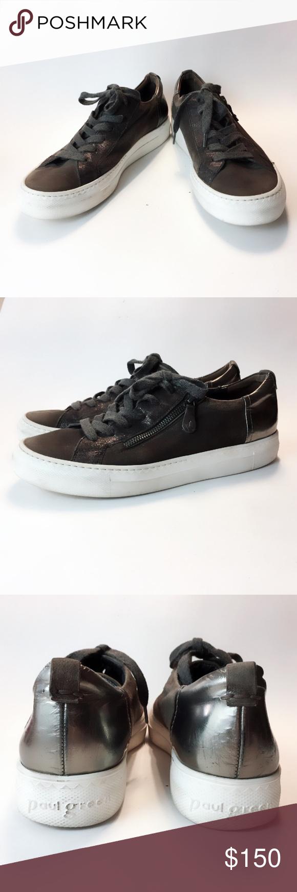 Paul Green Gray Toby Sneakers Nordstrom