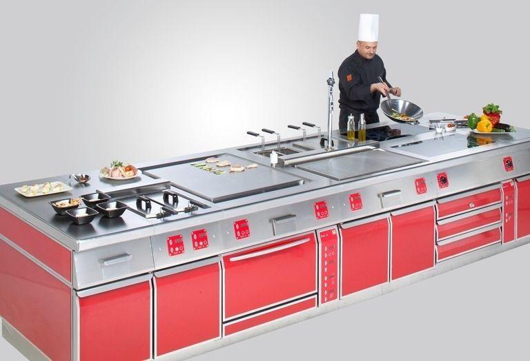 Commercial Kitchen Designer Magnificent Commercial Kitchen Design Easy 2  Commercial Kitchen Design 2018