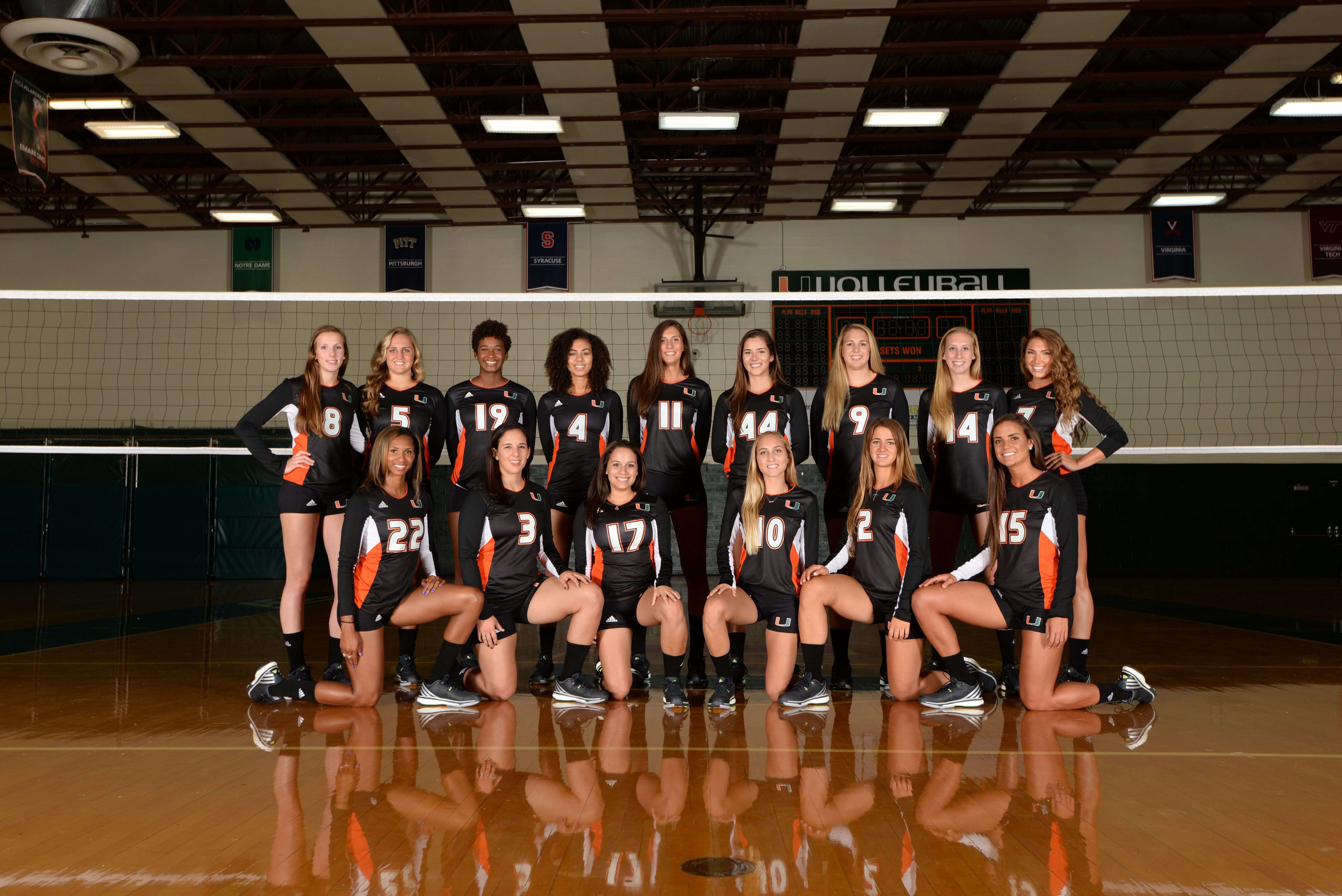 Here S A Look At Your 2015 Volleyball Team In Their New Uniforms From Adidas Volleyball Team Volleyball Uniform