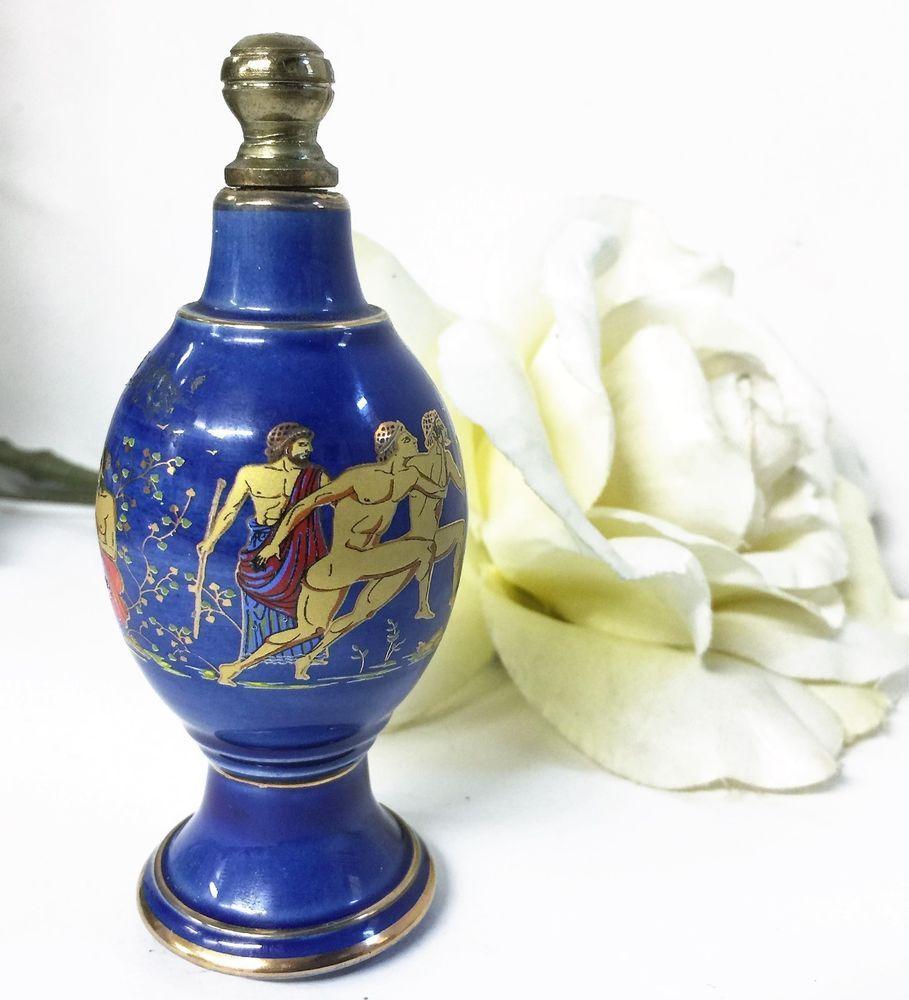 Collectible Vanity Greek Perfume Bottle