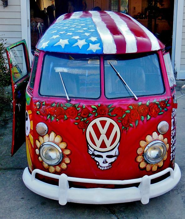 Sugaree By Kimberly Dawn Clayton Hippie Van Volkswagen Van