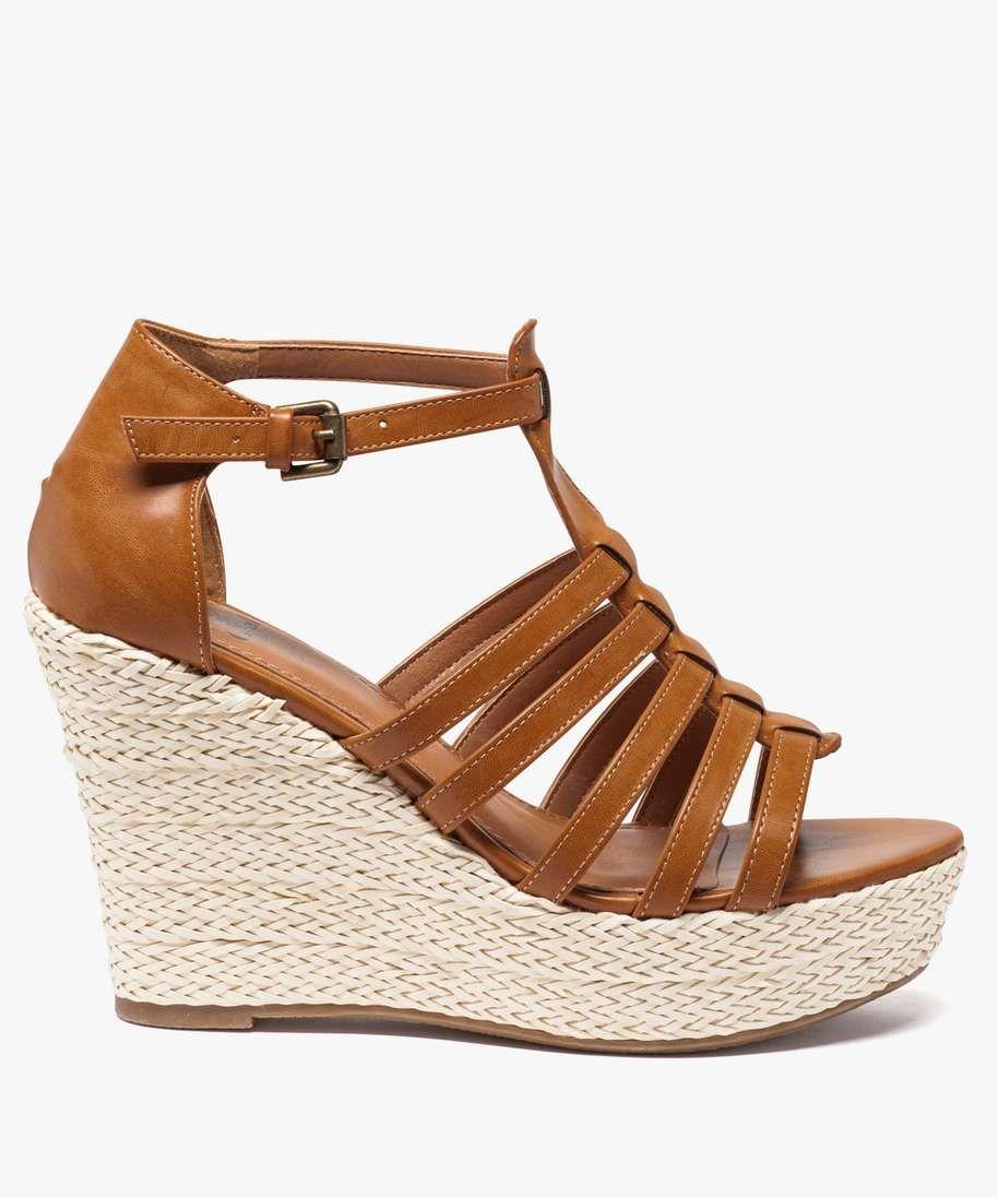 Compensées Gémo Sandales Cxdobe Soldestype En Chaussures De Kupziox 20€ MVpUzqS