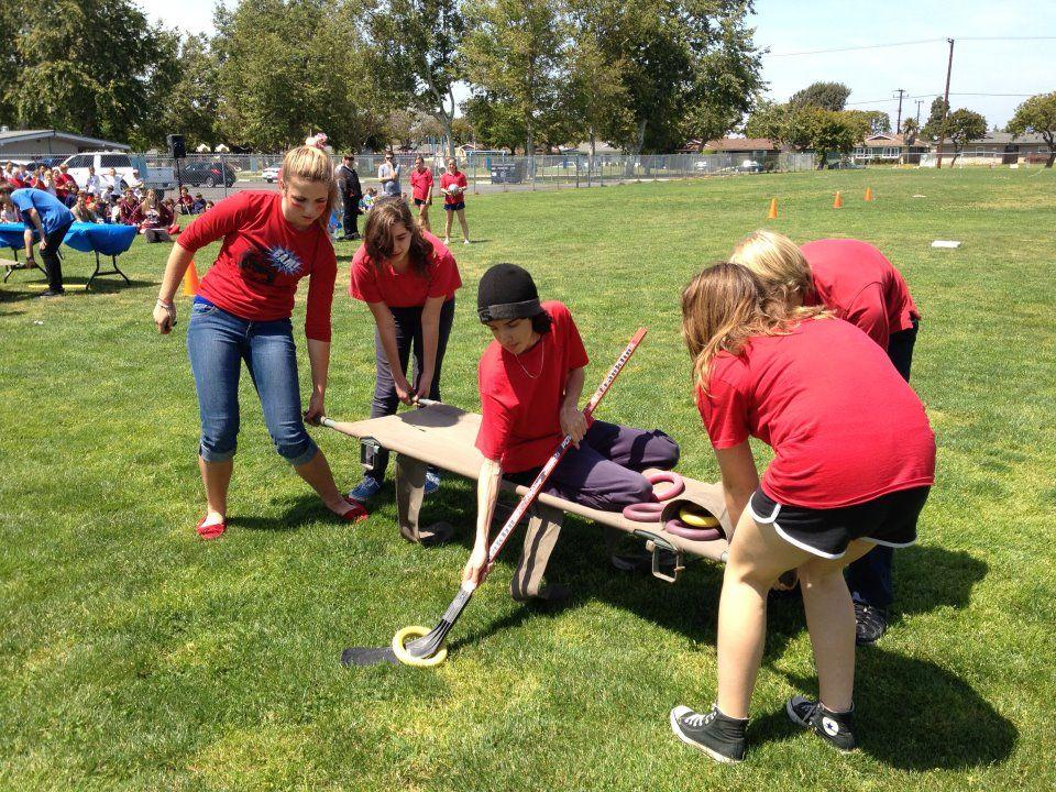 2012 Middle School Survivor Games, Grace Lutheran School