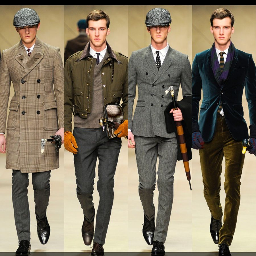 The Return Of The Gentleman Classic British Fashion Meets
