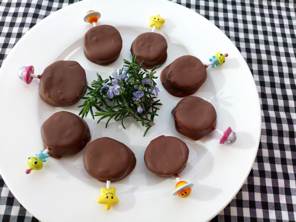 家事えもん チョコレート お麩 ケーキポップ バレンタイン