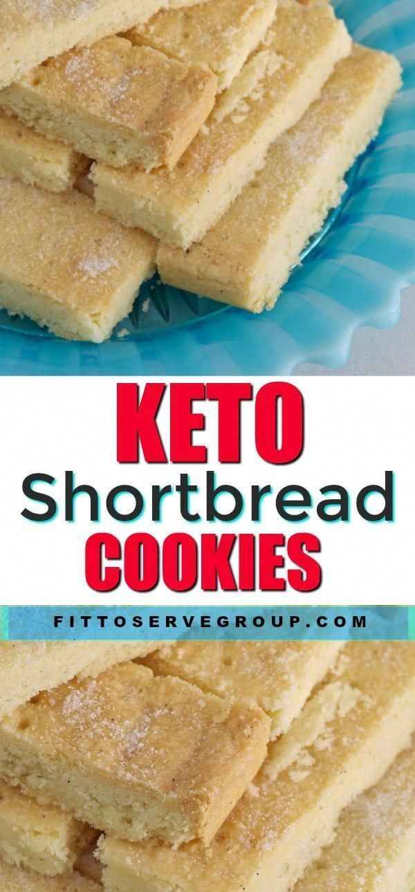 These Keto Shortbread Cookies there dough ensures that these low carb shortbreads taste like the high carb ones do