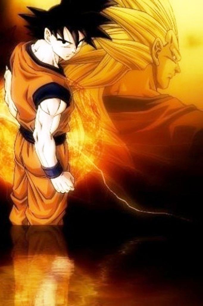 Son Goku Wallpaper For Mobile Iphonewallpapers Goku Son Goku