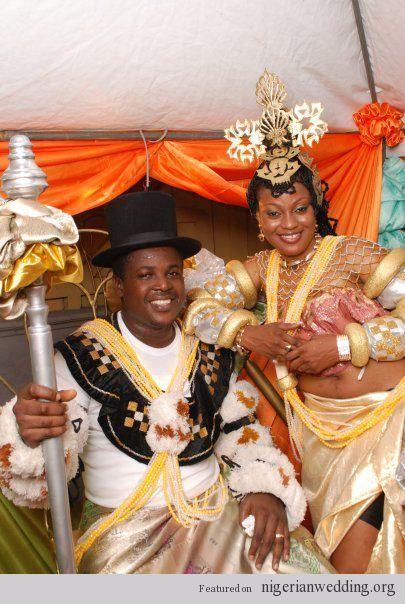 Nigerian Weddings: Akwa Ibom Traditional Engagement ... Nigerian Wedding Traditions And Customs