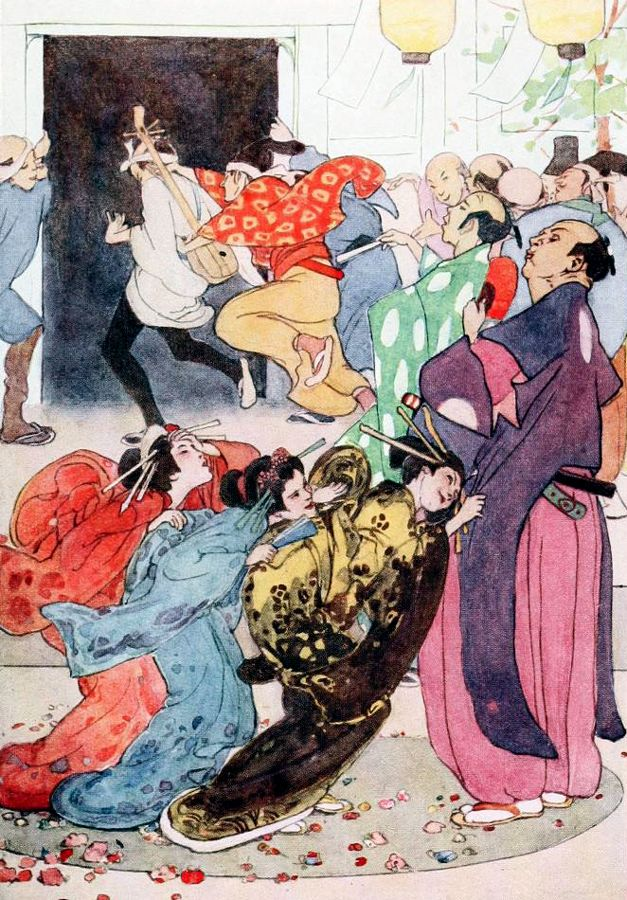 'The story of The Mikado' told by Sir W. S. Gilbert