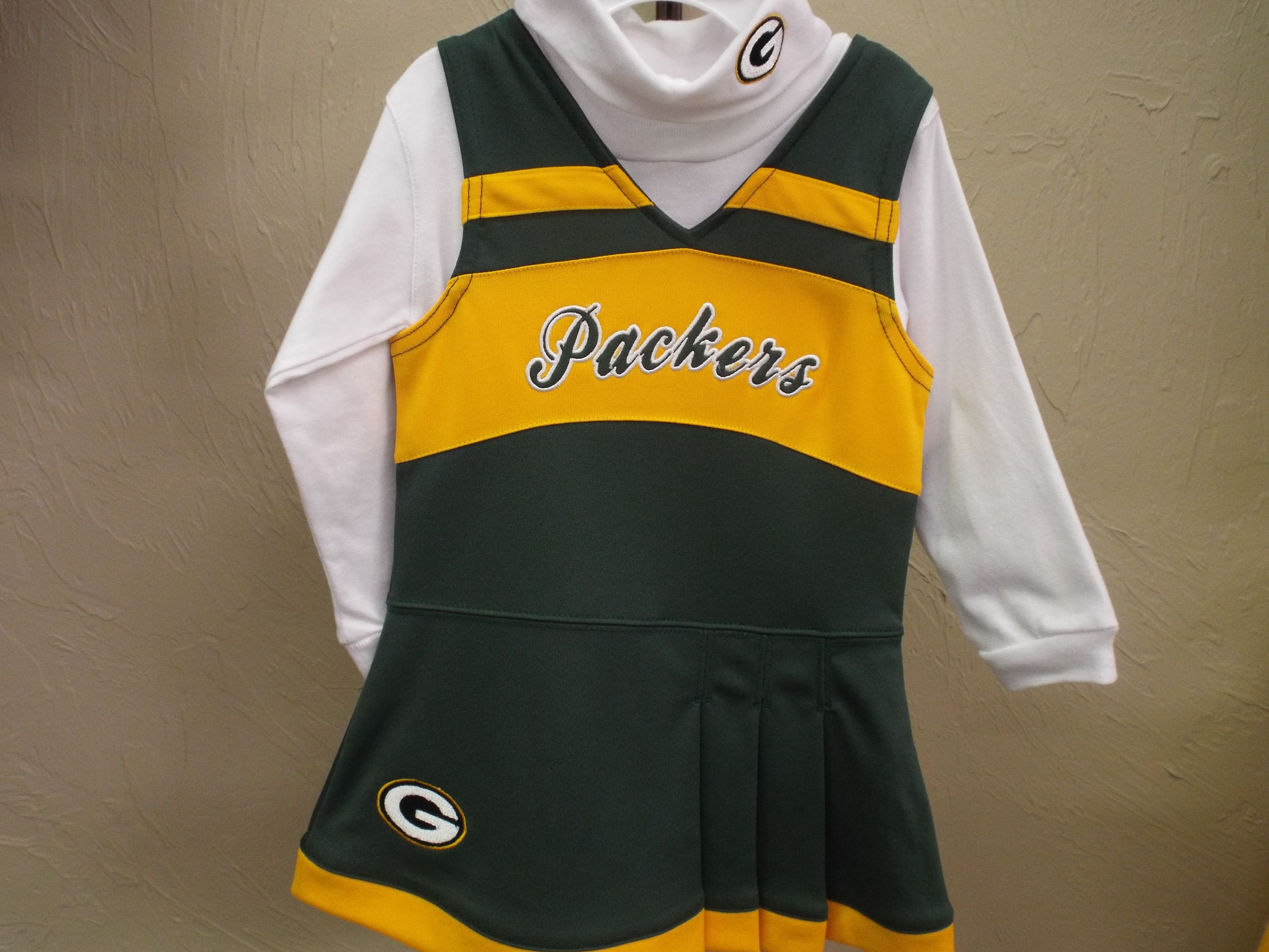 Green Bay Packers Cheerleader Outfit Green Bay Packers Cheerleaders Green Bay Packers Cheerleading Outfits