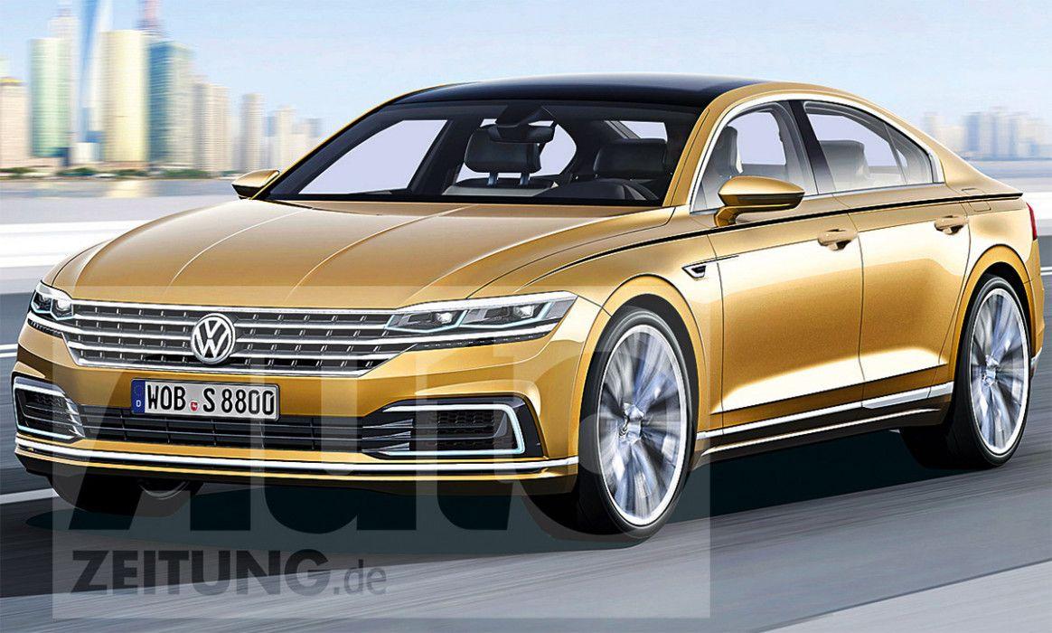 10 Image Volkswagen Phaeton 2020 in 2020 Volkswagen