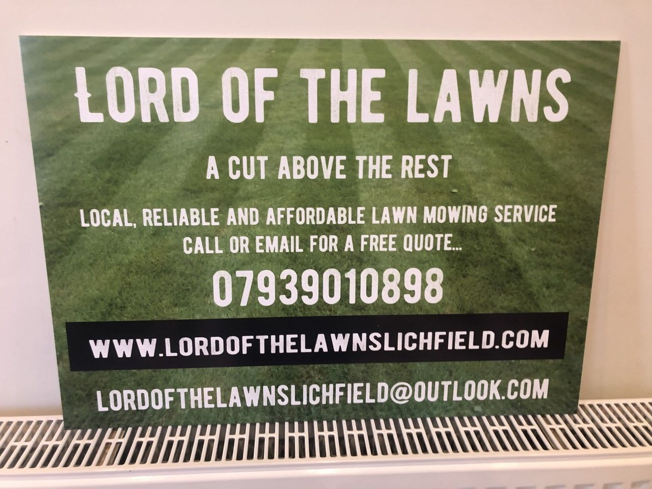 Pin by Lord of the lawns on Gardening Lawn care business