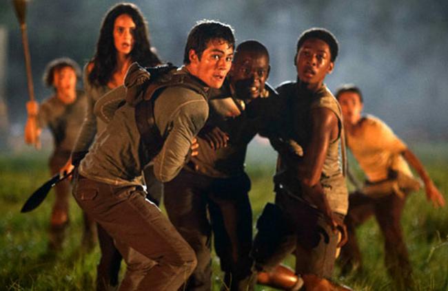 Sobre Sagas – O Lugar de Fãs | » Novas imagens do filme Maze Runner – Correr ou Morrer, estrelado por Dylan O'Brien