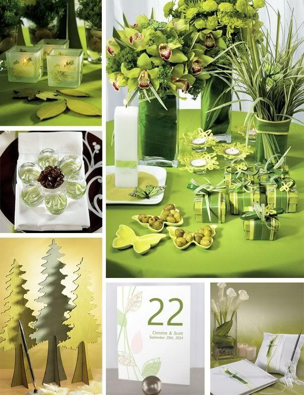 Green March 3 Centerpiece Ideas Pinterest Wedding Weddings