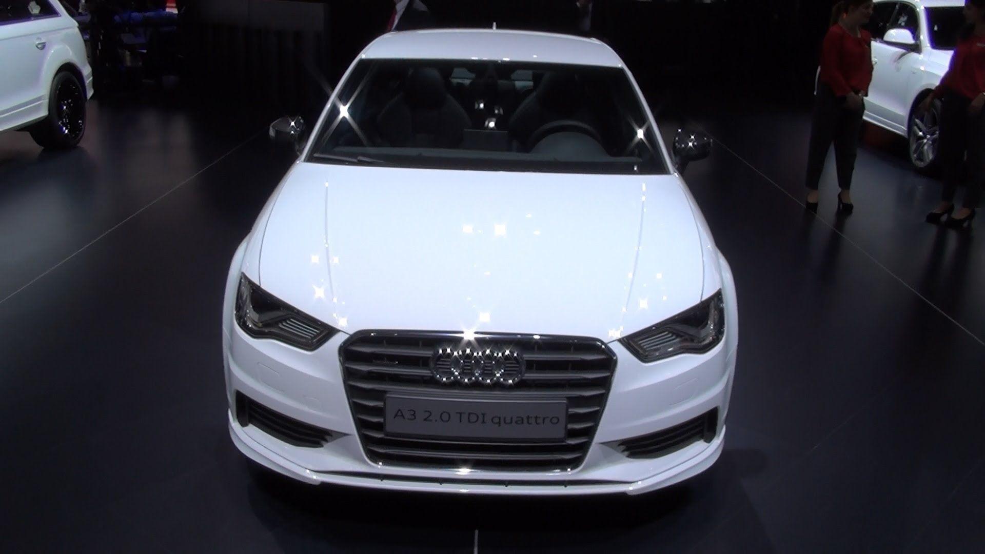 Audi A3 2 0 Tdi Quattro Audi A3 Audi Tdi