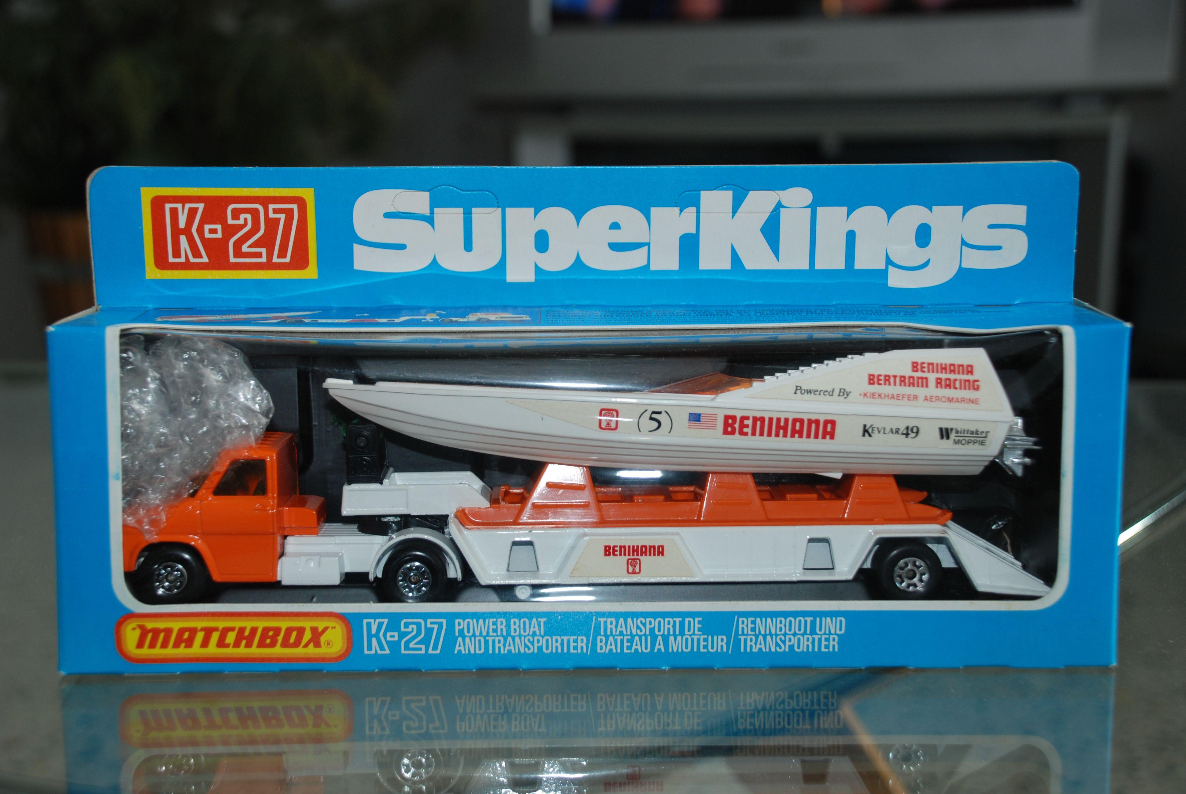 Superkings Matchbox Cars Diecast Cars Mattel Hot Wheels