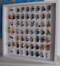 lego minifigure display case - Google Search