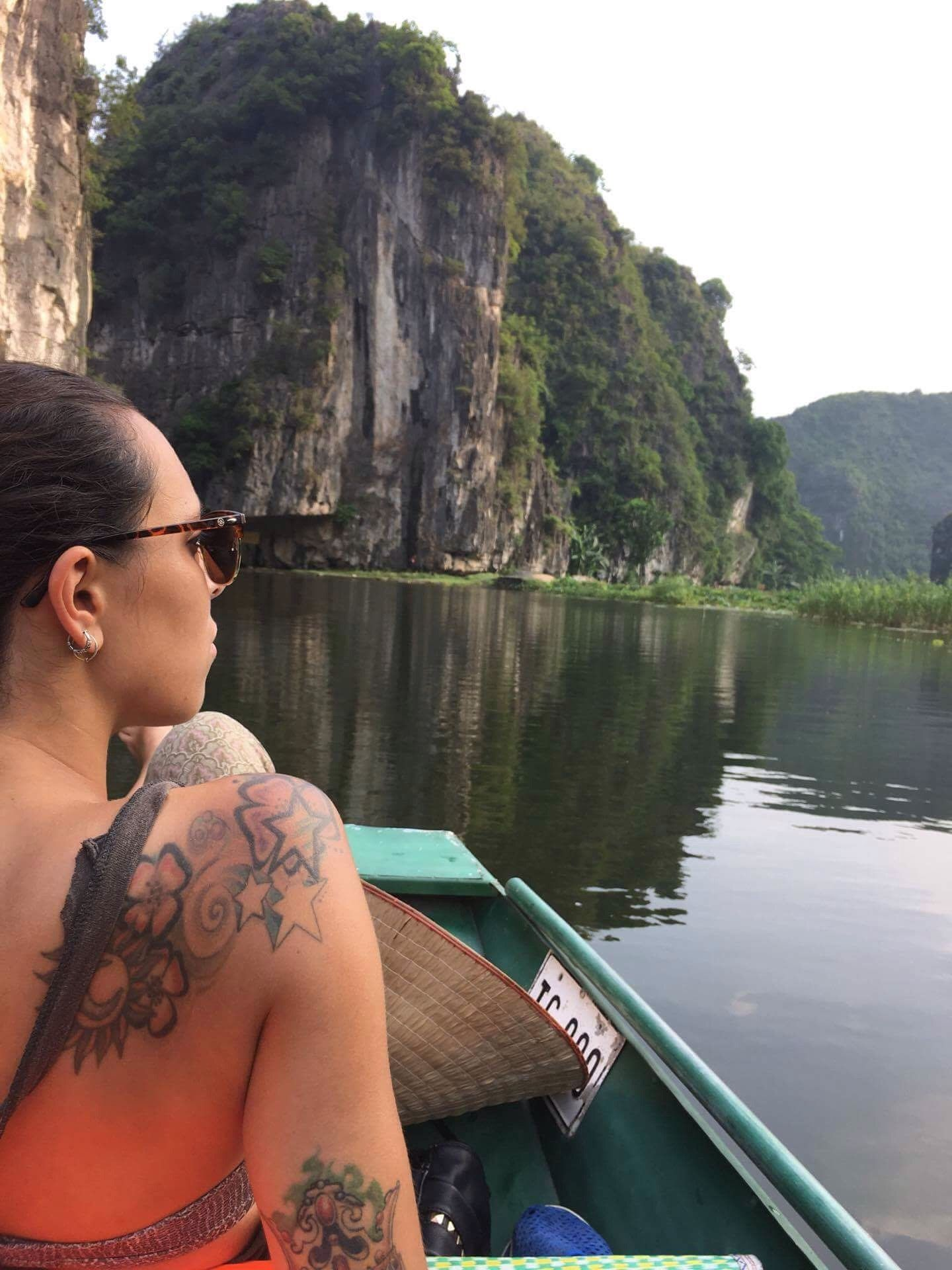 Ninh Binh boat trip, Vietnam