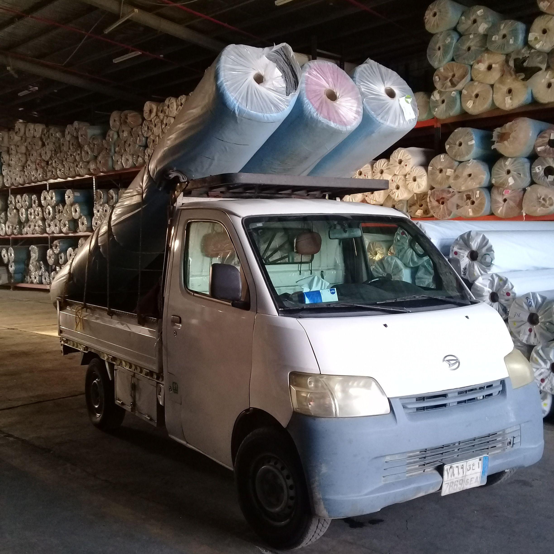 دباب نقل عفش Moving Furniture Suv Car Jeddah