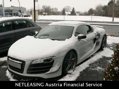 Lousy Dealer Leaving This Rare Beauty In The Cold Audi R8 Gt