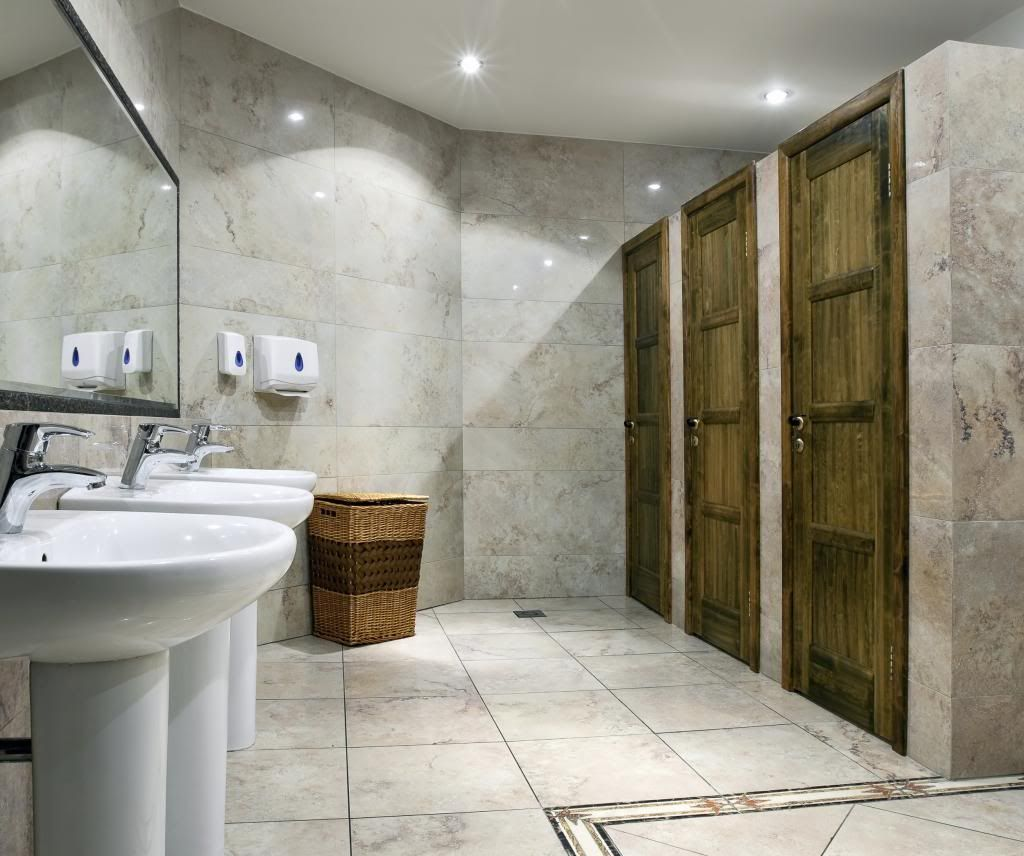 Modern Commercial Bathrooms - Google
