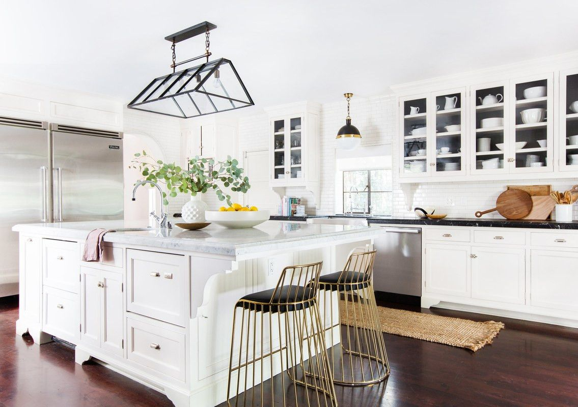 Kitchen Island In The Sun Interior Design By Consort Photo By