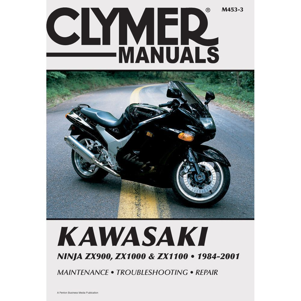 Kawasaki Ninja & motorcycle repair manuals are written specifically for the  do-it-yourself enthusiast. From basic main