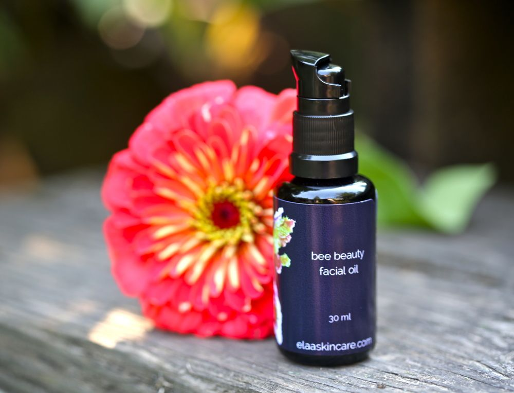 Bee Beauty Facial Oil Facial Oil Facial Oil Moisturizer Royal Jelly Skin