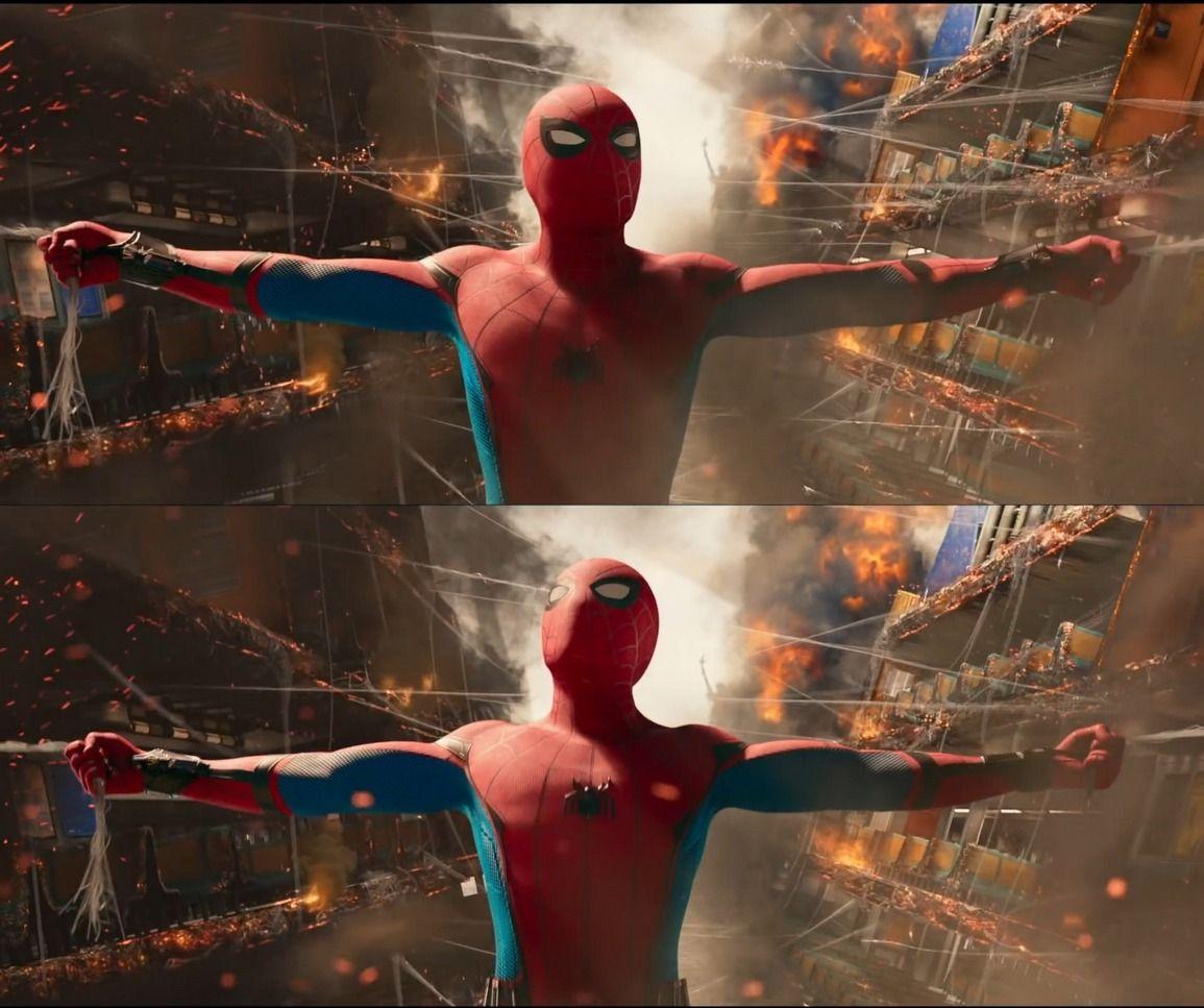 Человек-паук: Возвращение домой – КАДРЫ ИЗ ФИЛЬМА #2 ...