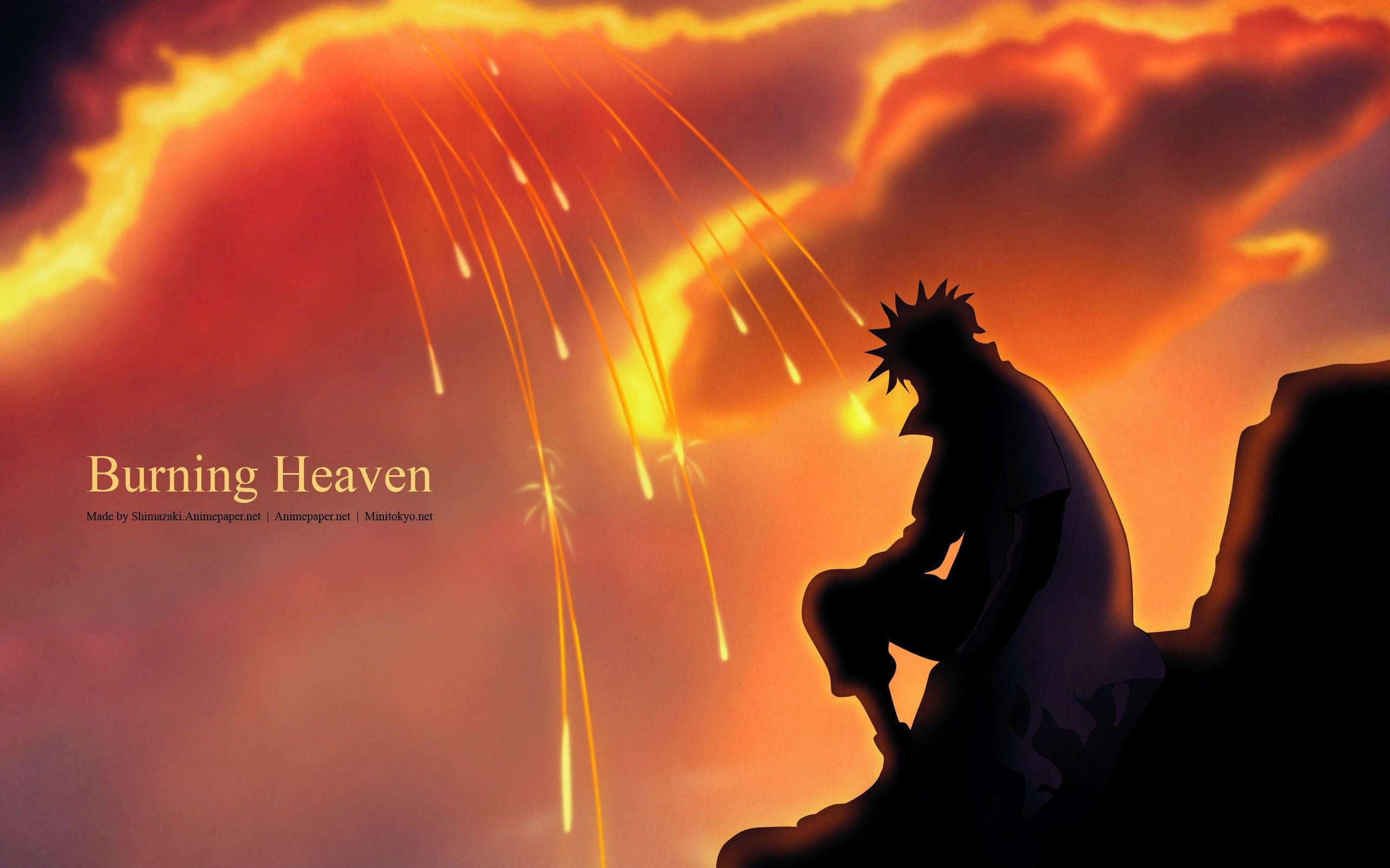 Minato Namikaze Naruto Shippuuden manga anime Namikaze