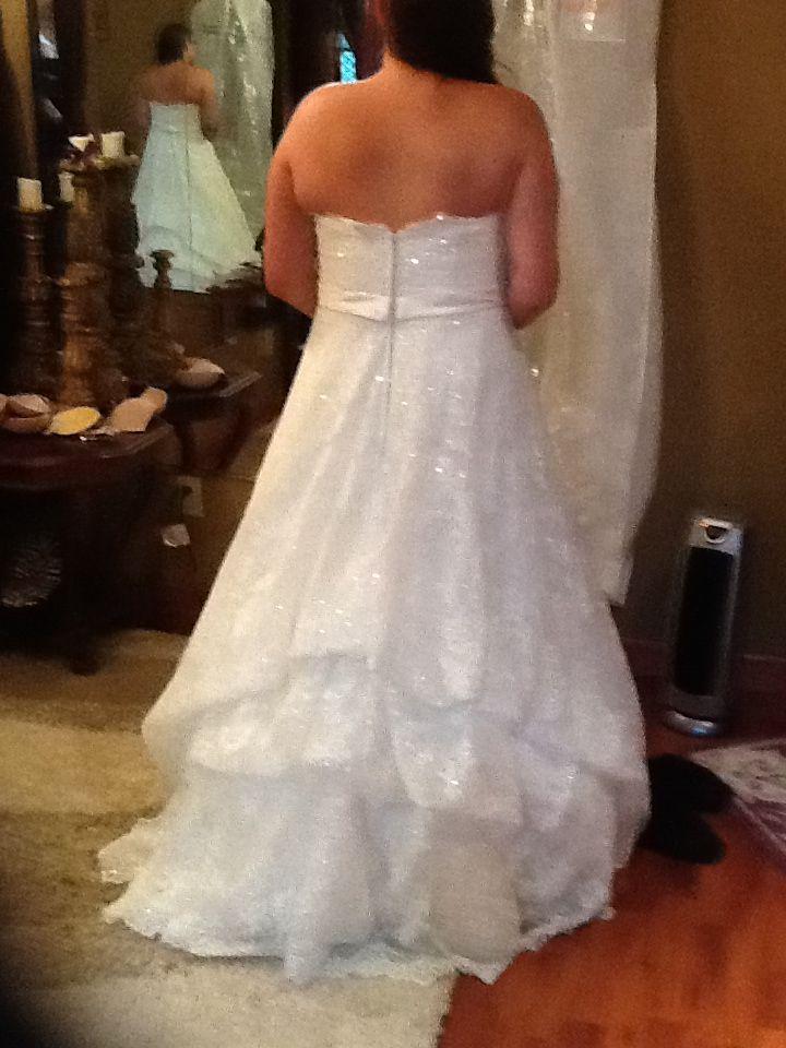 Waterfall bustle | Wedding Gown Bustle Styles | Pinterest | Bustle ...