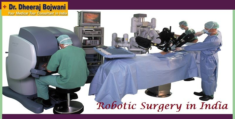 Robotic Surgery in India