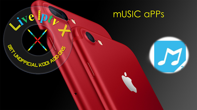 """The iPhone Music App """"MB2 YouTube music edition"""" Music iOS"""