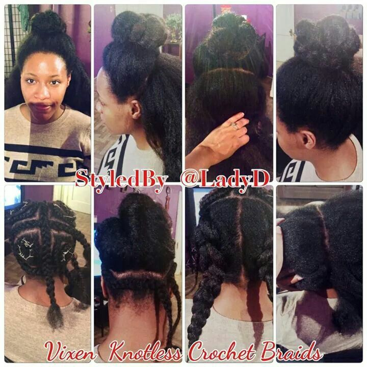 Crochet Braids Detroit : Crochet Braids on Pinterest Crochet Braids, Marley Hair and Crotche ...
