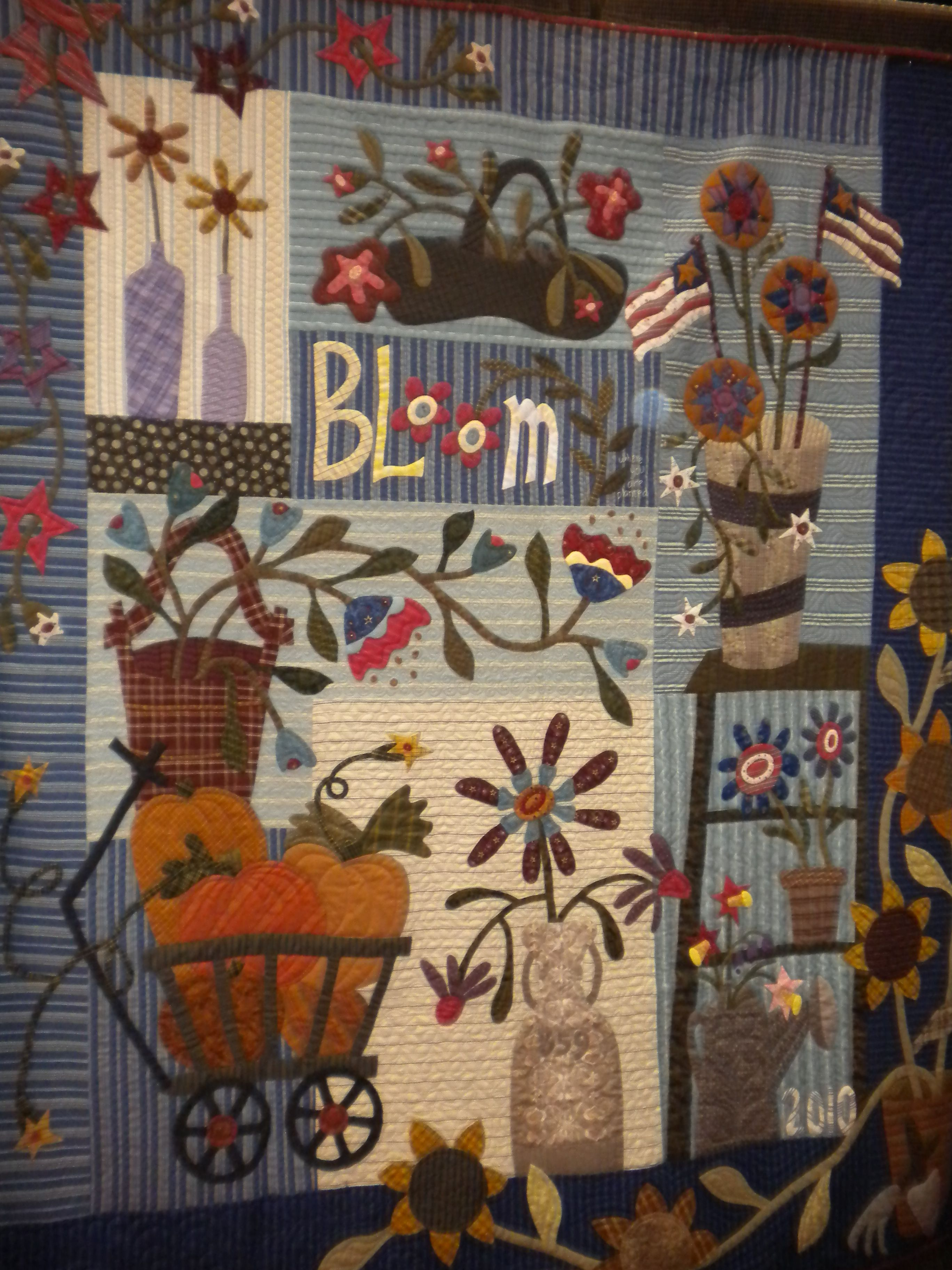 New Buggy Barn quilt kits are ready!