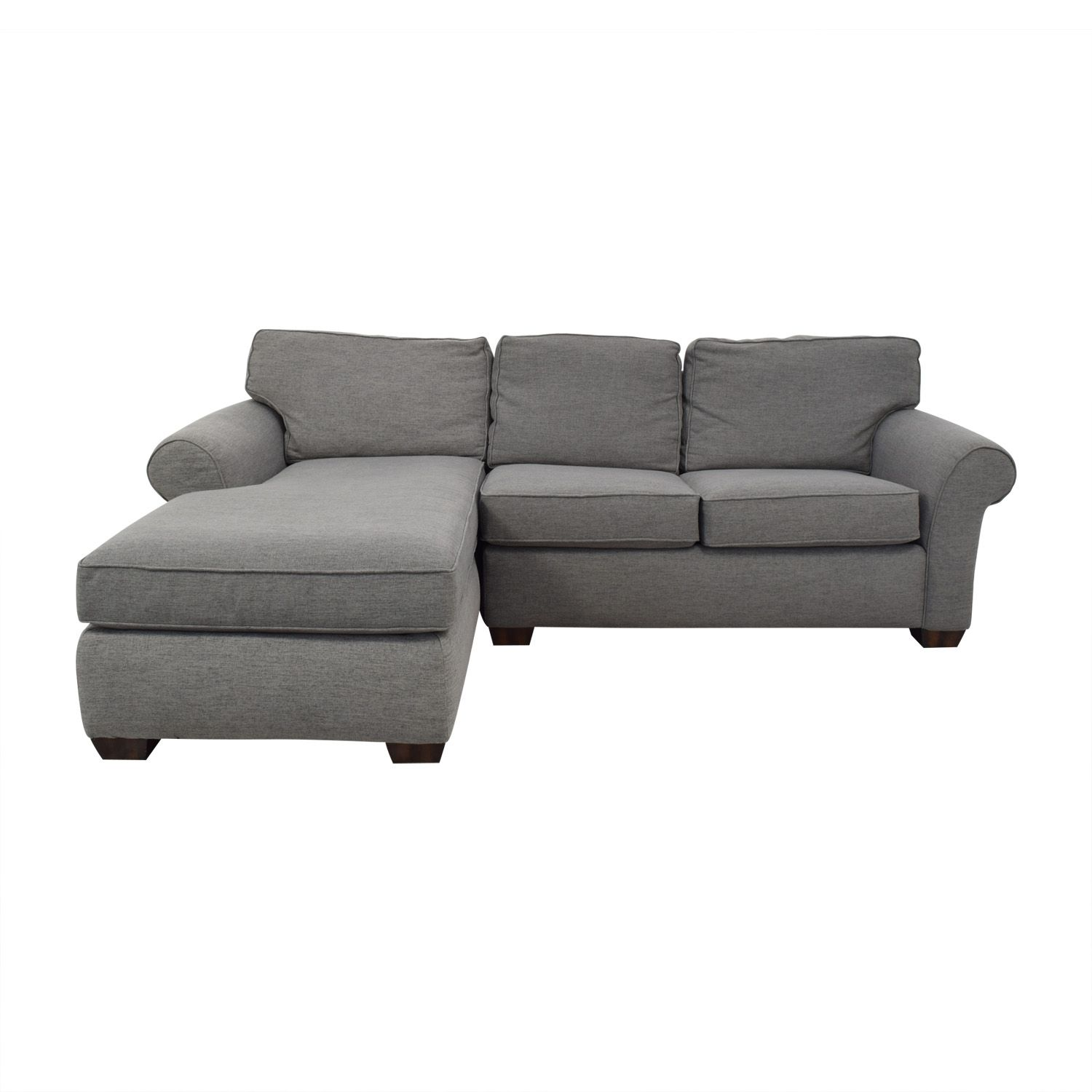 Flexsteel Sectional Sofa With Chaise In 2020 Sectional Sofa With Chaise Sectional Sofa Sectional Sofa With Recliner