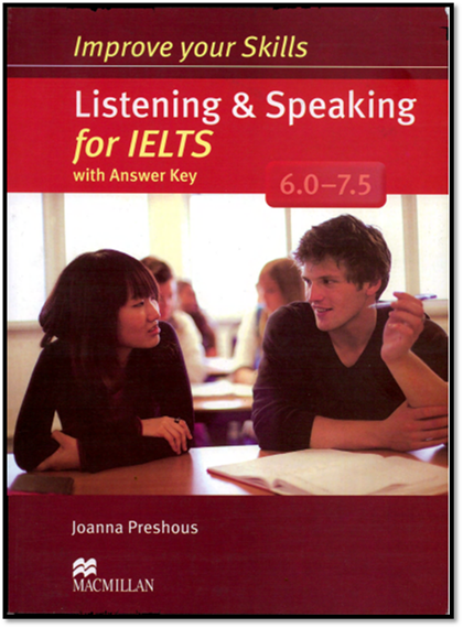 PDF+2CD] Improve Your Skills IELTS 6 0-7 5 - Listening and
