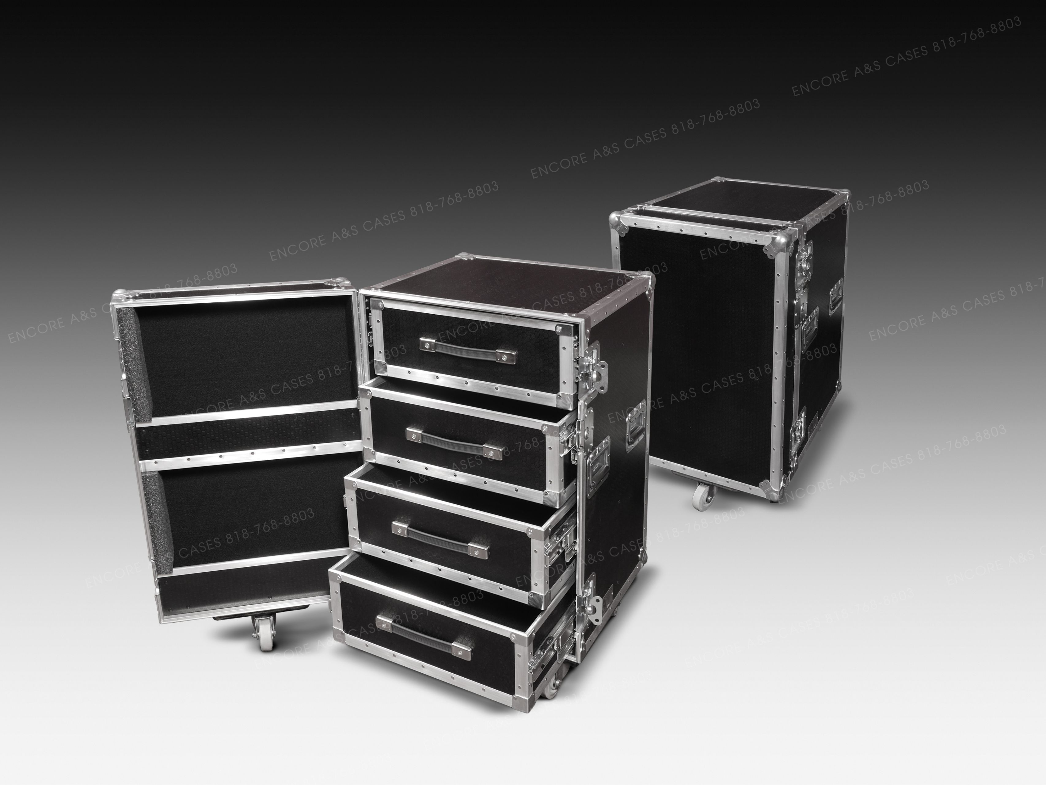 Encore Cases Specializes In Customized Case Solutions Rack Cases Workboxes Plasma Cases Cases For Magicians Instrum Work Boxes Equipment Cases Road Cases