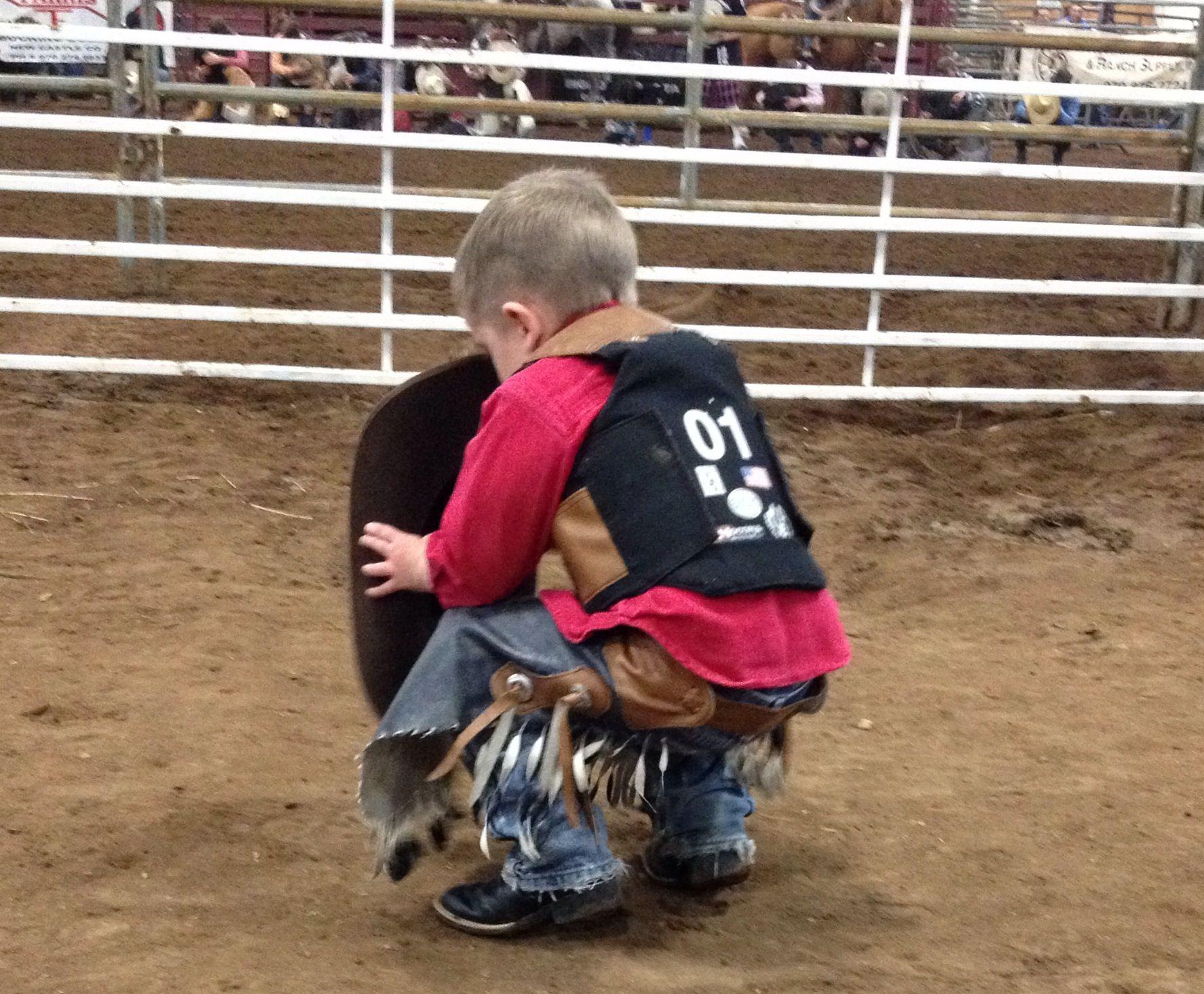 Real cowboys pray
