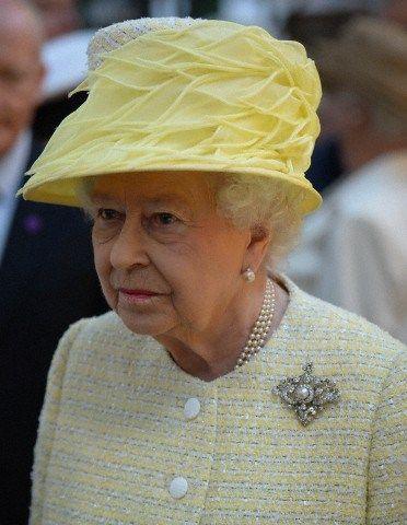 Queen And Duke of Edinburgh in Northern Ireland
