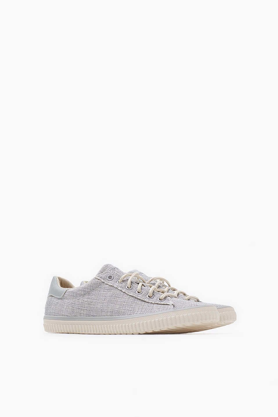 Canvas Beige Esprit Sneakers Women