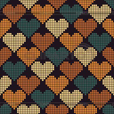 Corazón mosaico   çanta   Pinterest   Mochilas, Mosaicos y Mochilas ...