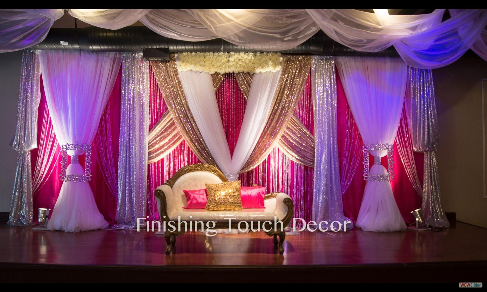 Finishing Touch Decor - Indian Wedding Decorations | Wedding Stuff ...
