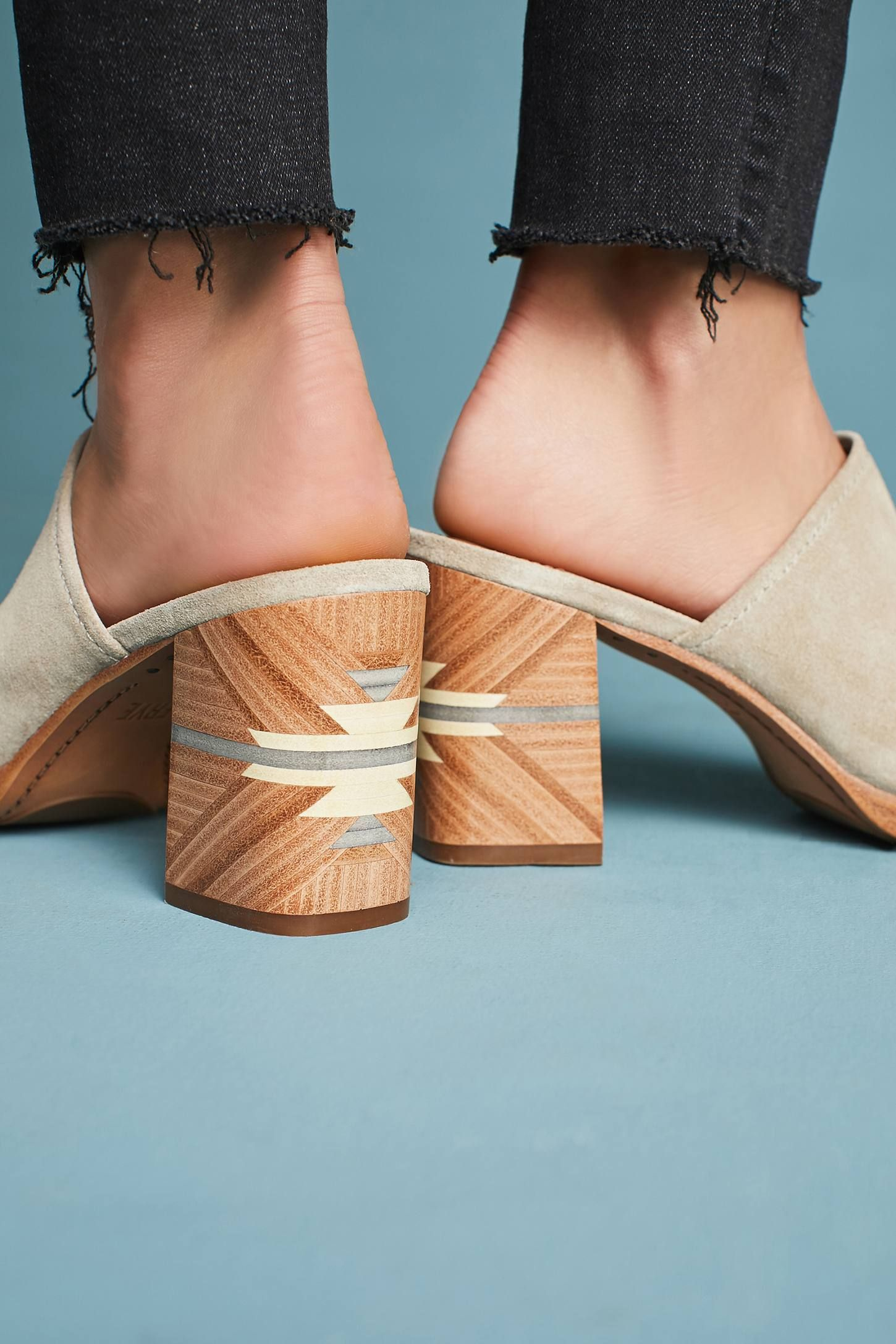 fe64dfa7fd6 Shop the Frye Blake Sedona Mules and more Anthropologie at Anthropologie  today. Read customer reviews