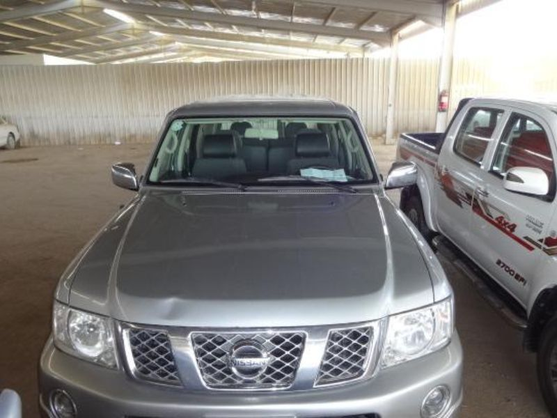 للبيع نيسان بترول جيب موديل 2008 لون فضي سعودي حراج Vehicles Car
